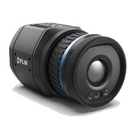 FLIR A400, P/N A400-24-Smart, P/N T86000-0000, PN T300312, 29 mm lens T300240, 24° x 18° angle of view A4XX, 320 x 240, 30 fps, Long Wave Infrared , Microbolometer, Ethernet IP POE