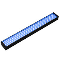 CCS America LDL2-266X30BL2-WD Blue (470 nm) LED Bar Light, 278 X 34 X 20 (L X W X H mm), FCB, Wide Lenses