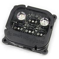 SmartVisionLights S75-SCB-UV Smart Color Box Rechargeable Colored Test Light for UV Wavelengths
