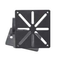 SmartVisionLights PB75-M5 Universal Aiming,Swivel Action Nylon and Stainless-Steel Plate Camera Mount