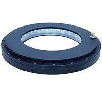 SmartVisionLights DFLW-200-530 Green (530 nm) Dark Field Washdown Ring Light, 198 X 198 X 34 (LXWXH mm)