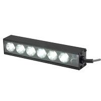 Advanced Illumination AL17912-WHIIC White (400 to 700 nm) LED Bar Light, 326.1 X 25.9 X 33.8 (L X W X H mm), IC