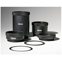 Midwest Optical EX-50.0 Extension Tube, Includes: 50.0mm ring