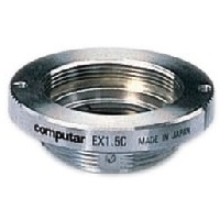 Computar EX1.5C, Extender (1.5X) for C-Mount, Visible Light