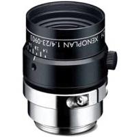 "Schneider 27-2201423 Xenoplan 1.4/23, 23mm, 2/3"" format, C-Mount, f/# 1.4, M.O.D. 211 mm, filter thread M30.5 x 0.5 Ruggedized Lens with Motorized P-Iris"