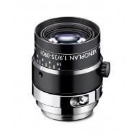 "Schneider 27-1991935 Xenoplan 1.9/35, 35mm, 2/3"" format, C-Mount, f/# 1.9, M.O.D. 358 mm, filter thread M30.5 x 0.5 Ruggedized Lens with Manual Focus, Manual Iris and Locking Screws"