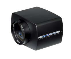 Computar M6Z1212MP3, 12.5-75 mm, 2/3 in. format (Ø 11 mm image circle), C-Mount, f/# 1.2, M.O.D. 1000 mm, filter thread M55 x 0.75 with Preset Motorized Zoom, Preset Motorized Focus and Preset Motorized Iris