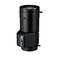 Computar EG5Z2518FC-MP, 25-135 mm, 1/1.8 in. format (Ø 8.9 mm image circle), C-Mount Visible to NIR Lens, f/# 1.8, M.O.D. 1500 mm, filter thread M52 x 0.75 with Manual Zoom, Manual Focus, DC Auto Iris and Locking Screws