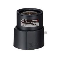Computar EG3Z3915KCS-MPWIR, 3.9 - 10 mm, 1/1.8 in. format (Ø 8.9 mm image circle), CS-Mount Visible to NIR Lens, f/# 1.5, M.O.D. 800 mm, filter thread None with Manual Zoom, Manual Focus, P-Iris and Locking Screws