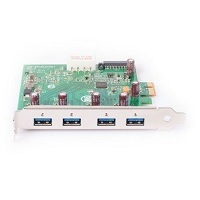 Basler 2200000069, USB 3.0 Card, PCIe x4, Fresco FL1100, 1 HC, 4 Ports