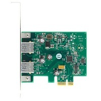 National Instruments NI PCIe-8242 782889-01, USB 3.0, 1X PCIe framegrabber, 2 direct camera input(s), includes NI Vision Acquisition P/N 778413-35