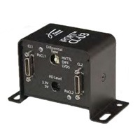 Pleora iPORT CL-U3M-IND 903-0010, 1 x Camera Link Medium to USB3 Vision