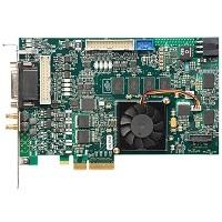 Euresys Coaxlink Duo, CoaXPress, Two-connection CXP-6 Frame Grabber, PCIe 2.0 (Gen 2) x4 Bus: 1250 MB/s Camera Bandwidth