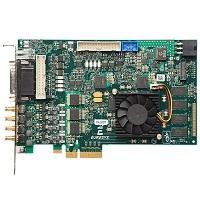 Euresys Coaxlink Quad G3, CoaXPress, Four-connection CXP-6 Frame Grabber, PCIe 3.0 (Gen 3) x4 Bus: 2500 MB/s Camera Bandwidth