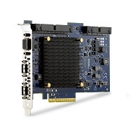 National Instruments NI PCIe-1437 785605-01, Camera Link Full PoCL, X8 PCIe framegrabber, 1 direct camera input(s), SDR connector(s), includes NI Vision Acquisition P/N 778413-35