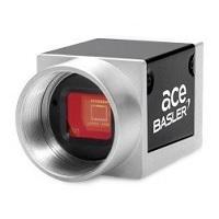 Basler acA640-300gc, 1/4 in. format, C-Mount, 640 x 480, 300 fps, Color, CMOS Global Shutter, GigE Vision POE