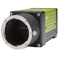 JAI SW-4000TL-10GE, 30.72 mm sensor F-Mount, 4096 x 3, 66 KHz, Color, CMOS, 10GBASE-T