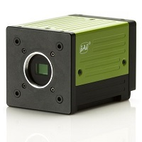 JAI FS-3200T-10GE-NNC, 1/1.8 in. format, C-Mount, 2048 x 1536, 107 fps, Color and NIR, CMOS Global Shutter, 10GBASE-T